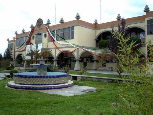 Paseo por Mexico Palacio Municipal de Acajete